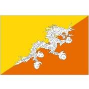 Bhutan Flag 1.5m x 0.9m