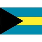 Bahamas Flag 1.5m x 0.9m