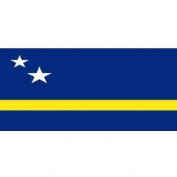 Curacao Flag 1.5m x 0.9m