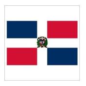 Dominican Republic Flag 1.5m x 0.9m