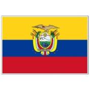 Ecuador Flag 1.5m x 0.9m