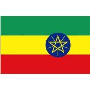 Ethiopia Flag 1.5m x 0.9m