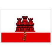 Gibraltar Flag 1.5m x 0.9m