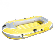 Bestway Hydro Force Raft Set - Yellow, 229 x 122cm
