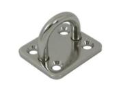 Stainless Steel Eye Plate Boat Eye Plate 6mm