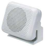 Shakespeare Es-2 External Marine Speaker with Ratchet Action Mounting Bracket - White, 5.7cm