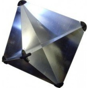 Radar Reflector. Octahedral type. ISAF & ORC approved