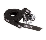 Soles Up Front YAK Car Roof Rack Tie Down Straps 3m ideal for Canoe, Kayak, surfing or sailing.