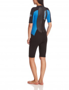 TWF Women's Turbo Shortie Wetsuit