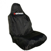 Northcore Waterproof Car Seat Cover BLACK NOCO05A