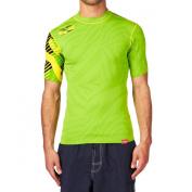 Prolimit C4 Short Sleeve Rash Vest - Green