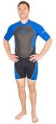 Storm Men's 2mm Snorkel/Scuba/Water Sports Shorty Wetsuit