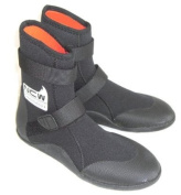 surfing wetsuit boots 4mm with a thermal lining, really warm, GBS seams - size 10