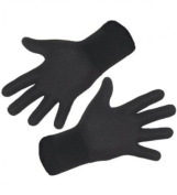 NCW Cornwall 3mm Titanium X-stretch Neoprene Wetsuit Gloves - GBS Seams