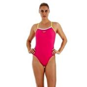 Speedo Women's Powerflash Thinstrap Swimsuit