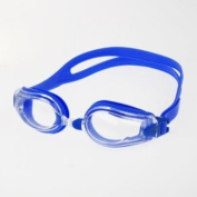 Adult Anti-fog Swimming Goggles Glasses / Streamlined Appearance, PC Lens Offer UV Protection and Give Clear Vision