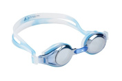 Manta Swim Junior Ari-Atoll Mirror Swimming Goggles - Blue