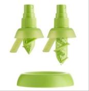 2pcs/set Citrus Spray Lemon Sprayer Lemon Juice Sprayer  Citrus Spray Hand Juicer Mini Squeezer Kitchen Tools Creative Gifts