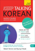 Keep Talking Korean Audio Course - Ten Days to Confidence [Audio]
