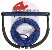 Straight Line TR9 Handle w/ Static Line Combo Blue 20m
