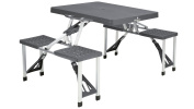 Easy Camp Toulouse black/grey camping table