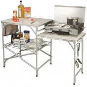 Kampa Colonel Field Kitchen Stand tent camping cooking