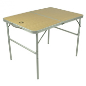 10T Camping case table PORTABLE DOUBLE 98x70x70 cm