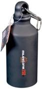 Milestone Camping Drinking Bottle - Black, 0.35 Litres