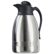 Brand New. Emsa Dip Jug Vacuum Insulated Stainless Steel Liner Leakproof 1.2 Litre Ref 629121600