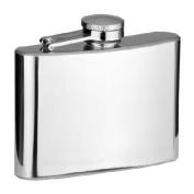 120ml Plain Hip Flask (XSSHF5)