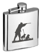 Huntsman Shooting 180ml Hip Flask