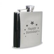 Happy Birthday Hipflask