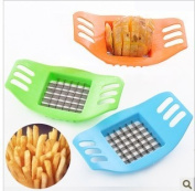 Stainless Steel Cutter Potato Chip Vegetable Slicer Tools