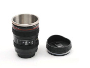Cpam Stainless Steel Coffee Camera Lens Mug Cup (caniam) Logo The 5th Generation