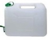 5 LITRE WATER CONTAINER WITH TAP AND BUILT IN CARRYING HANDLE