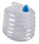 10ltr litre Water Carrier Collapsable ideal for camping caravaning