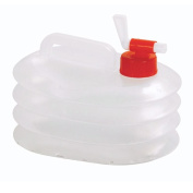 Trail Foldable Water Container - Transparent, 5 Litres