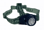 Yellowstone 19 LED Headlamp - Black, 1 Pack
