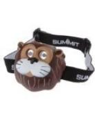 Summit Childs Lion Headlight - Multicoloured