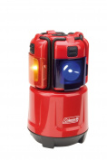 Coleman 4AA LED Micro Quad Area Lantern -Red