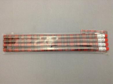 Historical Scotland 4 Pack Pencils