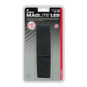 Maglite Black Nylon Holster, w/ Belt Hoop