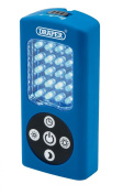 Draper 03026 21 LED Worklight with Timer with 4 AAA Batteries
