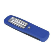 Pike & Co. LED Magnetic Torch - 24 LED