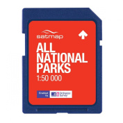 Satmap National Parks Complete Collection