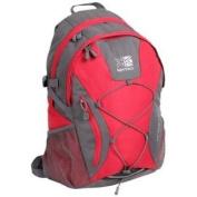 Karrimor Urban Rucksack Backpack Red/Grey 30 Litre