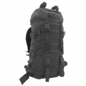 Wisport Army Combat Rucksack Silverfox Backpack MOLLE Camping Trekking 30L Black