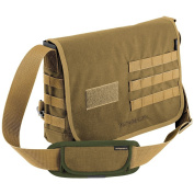 Wisport Army Shoulder Bag Pathfinder Cordura MOLLE Combat Messenger Coyote Tan