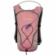 WOODSIDE 2 LITRE HYDRATION PACK WATER RUCKSACK/BACKPACK CYCLING BLADDER BAG