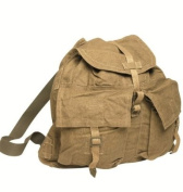 45 litre Czech Army Rucksack, Great Military Chic , college/work or outdoor rucksack